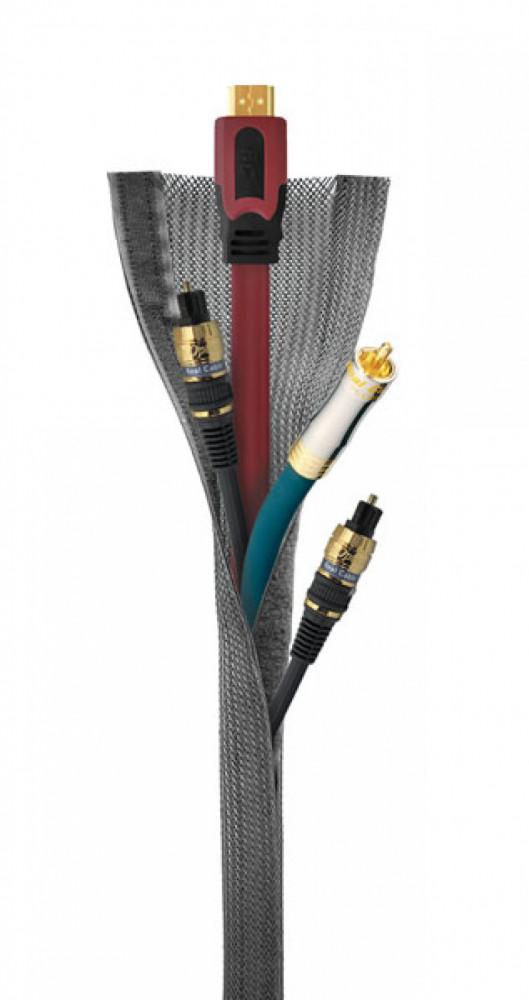 Real Cable CC88 strumpa för att dölja kablar